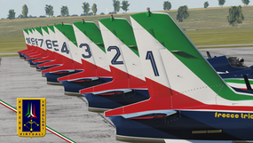 Interview: Insight into the Frecce Tricolori Virtuali
