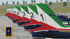Interview: Insight into the Frecce Tricolori Virtuali