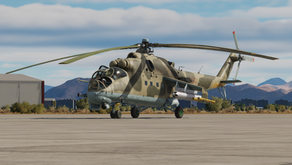 Review: DCS Mi-24P Hind-F by Eagle Dynamics