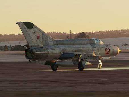 Review: DCS MiG-21Bis Fishbed-N by Leatherneck Simulations