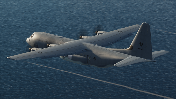 """Overview: DCS C-130J-30 """"Hercules"""" Mod and its place inside DCS: World"""