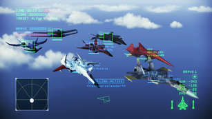 Peak Infinity Aesthetic: The Three Pillars of Ace Combat Infinity's Over the Top Presentation