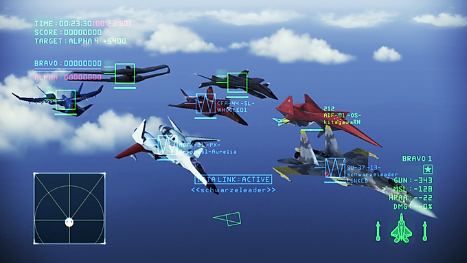 Peak Infinity Aesthetic: The Three Pillars of Ace Combat Infinity's Over the Top Presentation