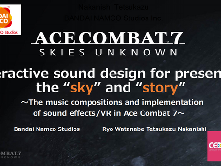 "CEDEC 2019: Interactive Sound Design for Presenting the ""Sky"" and ""Story"""