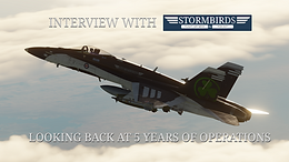 Interview: Stormbirds; Looking Back 5 Years of Operation