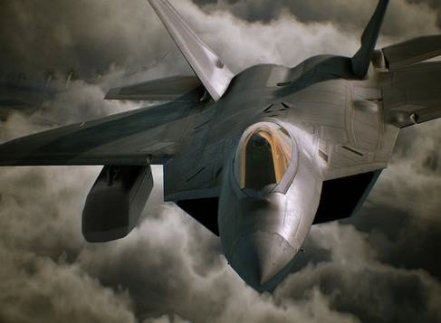 Beginning of the 5th Generation of Competitive Ace Combat Events