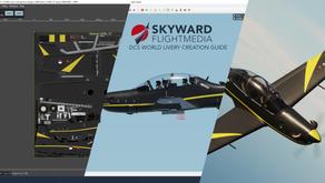 Skyward's DCS World Livery/Skin Creation Guide