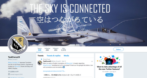 Interview with TaskForce 23, Ace Combat Focused Japanese Translator