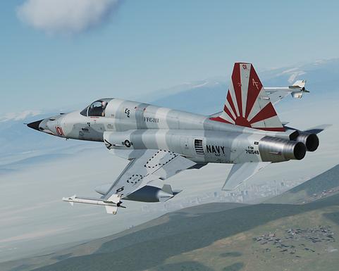 Review: DCS F-5E-3 Tiger II by Belsimtek