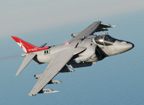 Review: DCS AV-8B N/A Harrier II by Razbam Simulations