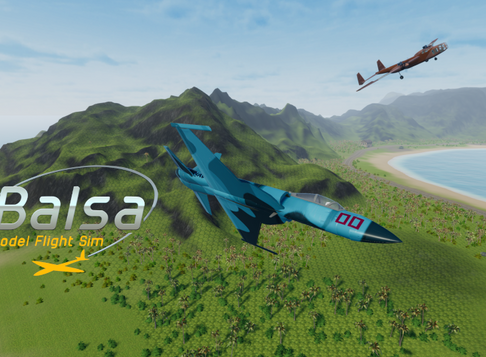Balsa Model Flight Sim (Beta): More Content, More Fun