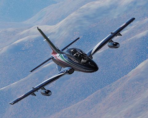 Review: DCS MB-339A/PAN by Frecce Tricolori Virtuali