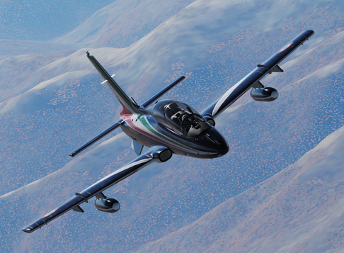 Review: DCS MB-339A/PAN by Frecce Tricolori Virtuali