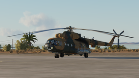 "A short overview of the DCS Mi-8MTV2 ""Magnificent Eight"" module"