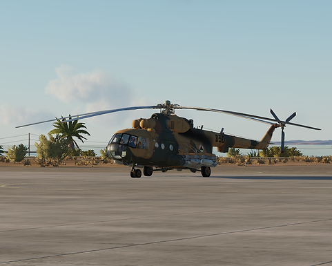 """A short overview of the DCS Mi-8MTV2 """"Magnificent Eight"""" module"""