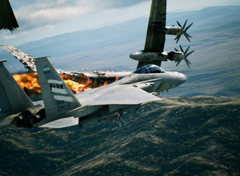 Victory Through Airpower: A Realistic Perspective of Ace Combat 7: Skies Unknown