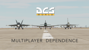 Opinion: DCS World's Multiplayer Dependence