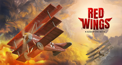 First impression: Red Wings: Aces of the Sky Steam Port Demo