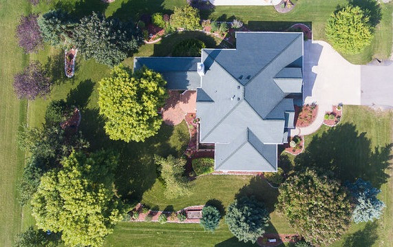 drone images, aerial photography, appleton real estate, wisconsin home
