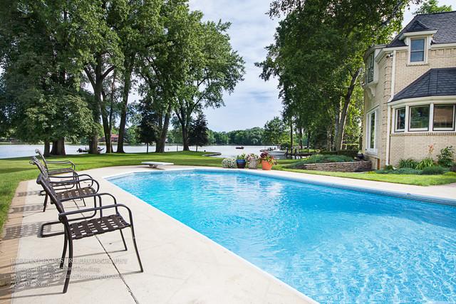 Poolside, Real estate, Elegant Exposure, Historic Home