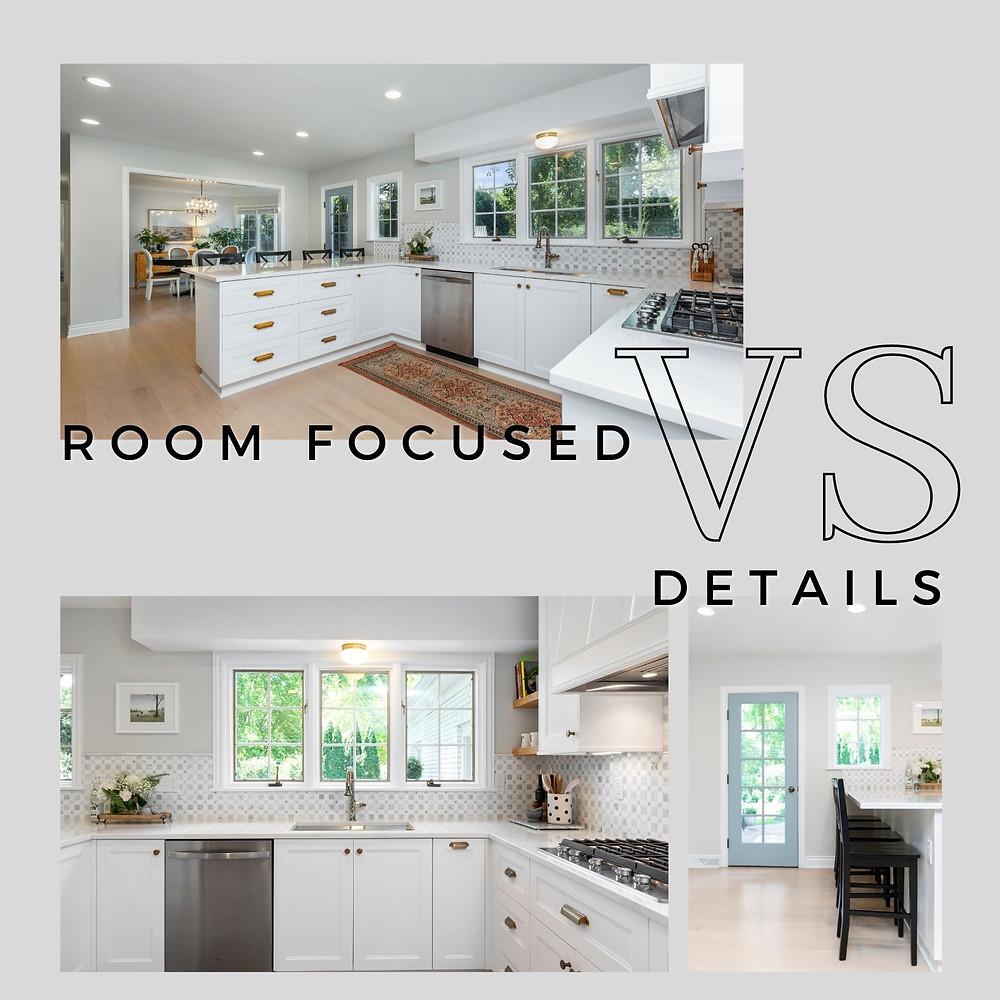 Roof Focused VS Detail