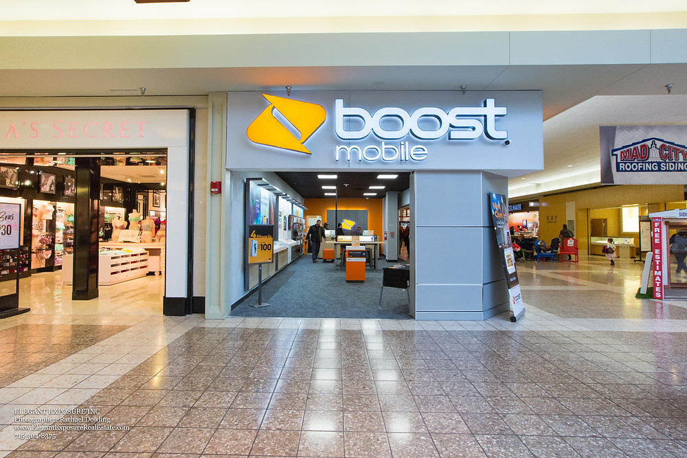 Boost Mobile, Appleton Mall, Fox River Mall, Big Changes