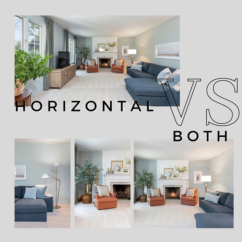 Horizontal VS Both