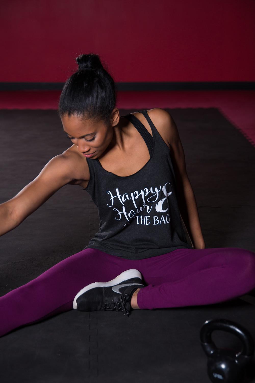 Kickboxing, Punching Bag, Workout, Personal Branding