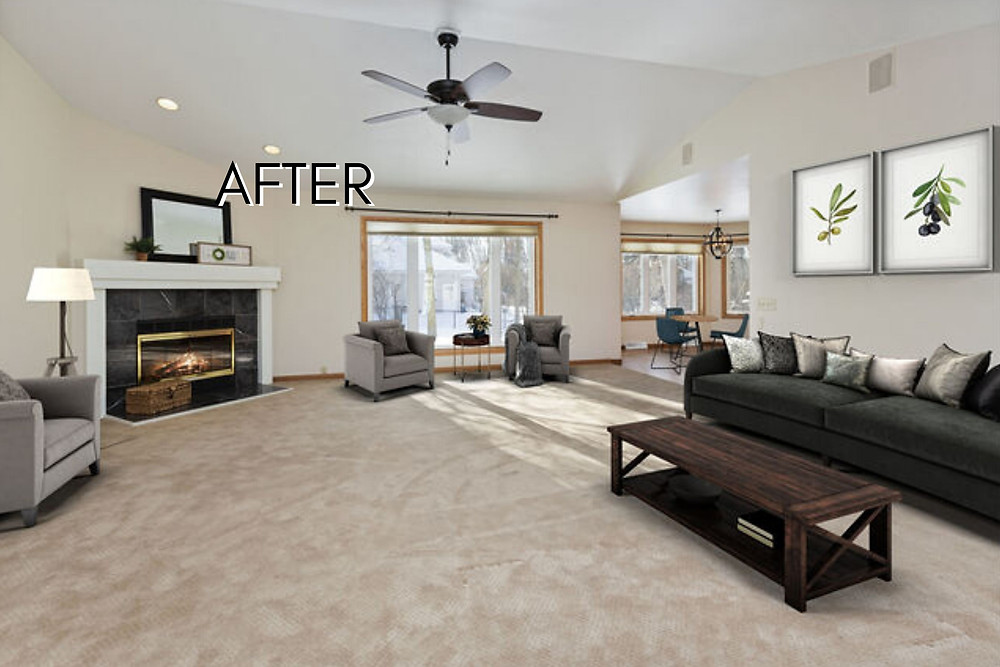 VIRTUAL STAGING - AFTER