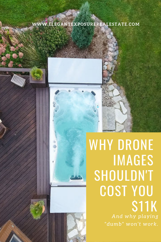 Drone Images Could Cost a Realtor $11,000