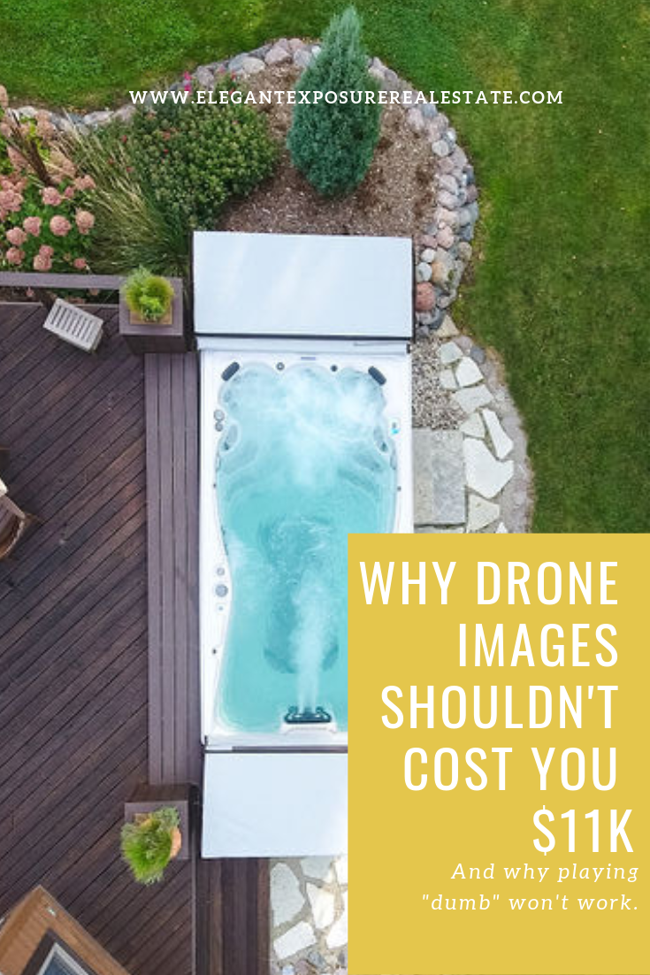 drone images, aerial images, FAA fines realtor $11,000