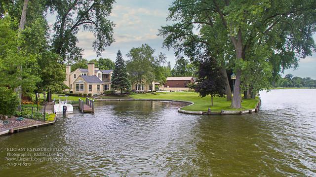 Lake, Boat Dock, Real estate, Elegant Exposure, Historic Home