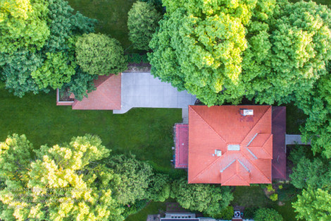 drone photography, drone real estate, view from above, neena wi