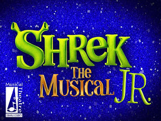 Shrek JR logo with bug.jpg