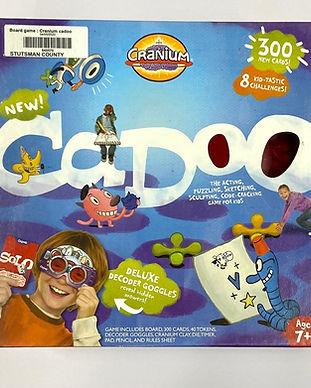Cranium Cadoo Board Game