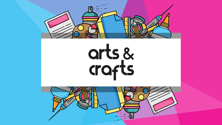 Crafts After School (Ages: 9-13)