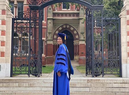 ROPE Mentor Jean Clarke-Mitchell, PhD!!