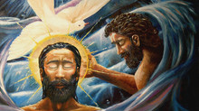 Why Was Jesus Baptized