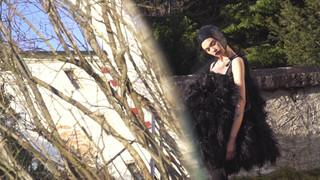 Harper's BAZAAR China Feb2020 Issue BLACK SWAN