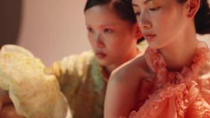 Harper's BAZAAR China #minibazaar March Issue Cover Fashion Film