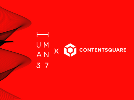 Human37 becomes Contentsquare Certified Partner