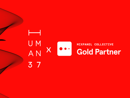 Human37 becomes Mixpanel Certified Gold  Partner