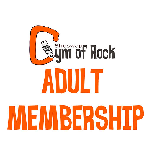 Adult Annual Membership