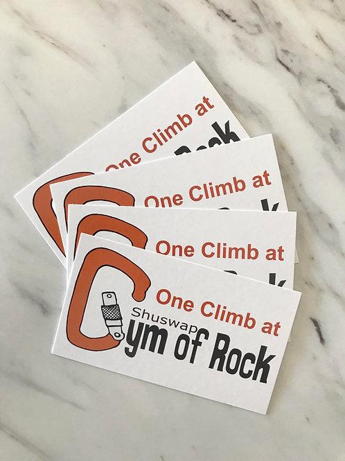 One Climb - Youth