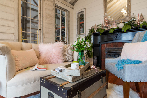 Tiny House Staged by Joan Greene Studio