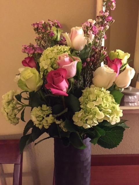 Event flowers by Joan Greene Studio