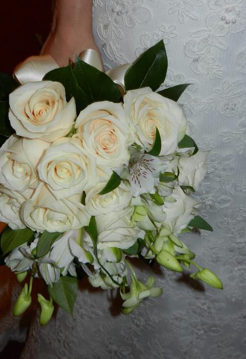 Bridal, Bride's Bouquet