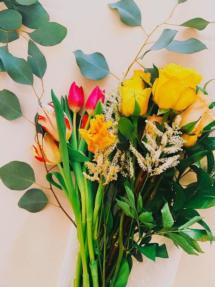 Flower Arranging Workshop Parties