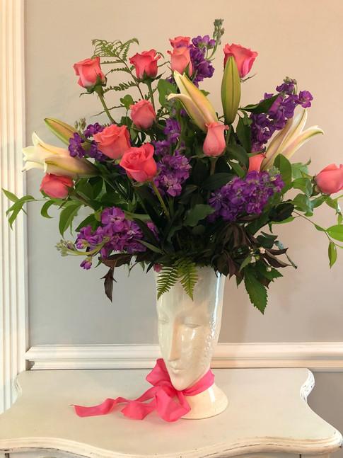 Special Occasion florals by Joan Greene Studio, Nashville, TN