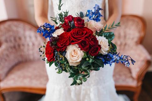 Ravenswood Mansion Wedding - Randi Williams & Jeff Flack